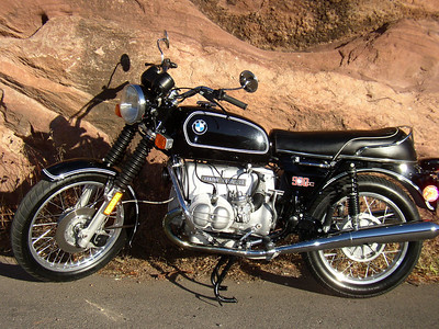 '74 /6 at Red Rocks State Park