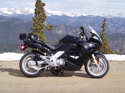 '03 KRS on the way to Mt. Evans