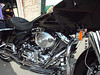 '02 Road Glide.  Loaded with chrome options.