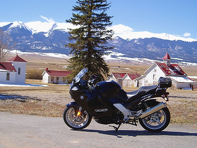 '03 KRS just outside of Westcliffe