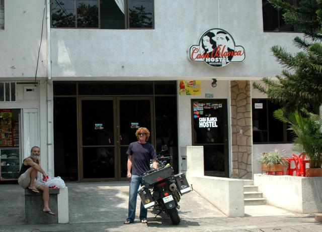 """Alessandro & Karlito,  <a href=""""http://casablancahostel.wordpress.com/"""">http://casablancahostel.wordpress.com/</a>"""