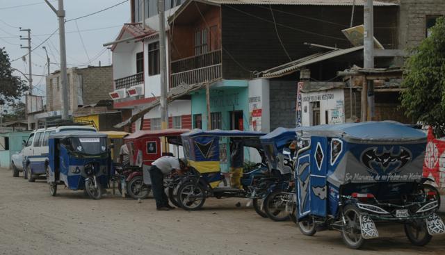 Moro, Peru