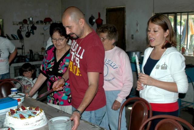 Cumpleaños de Jimmy