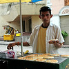 Sincelejo, Colombia food vendor