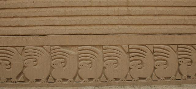 Chan Chan, Peru