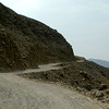 Th road into the Andes