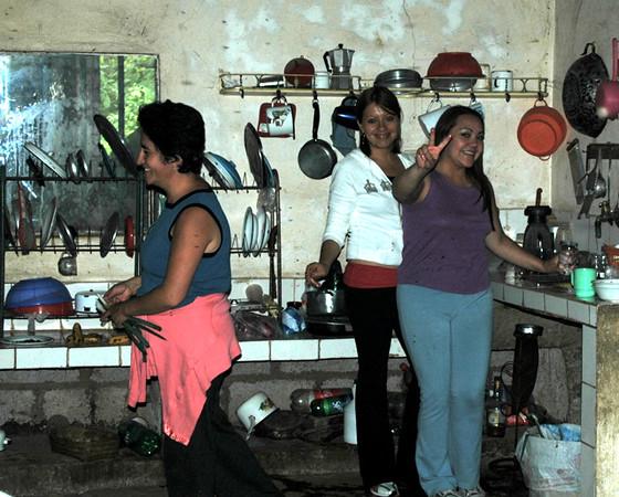 Iralda, Mary & Christina
