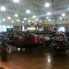 Waiting for my tires to be changed at Velocity PowerSPorts and drooling....