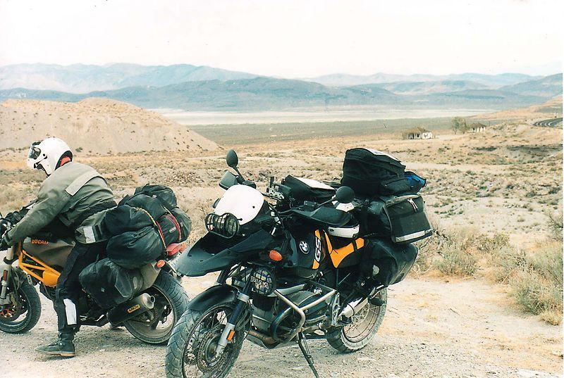 Smoke Creek Desert, NV.  Lost...