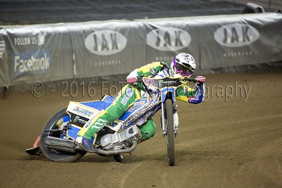 Practice for the 2016 QBE Insurance Australian FIM Speedway Grand Prix