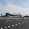 The escape from New Jersey came via the Cape May ferry to Delaware. The day I showed up it was horribly crowded. Barely found a spot in line