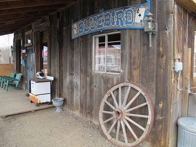 Bluebird Cafe, Bickleton, WA