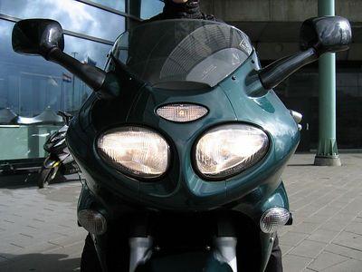 Dual headlights