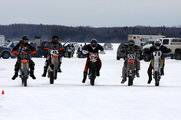 Cow Lake Sprint Races Feb 12 2012