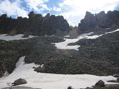 St. Sophia Ridge Bike & Climb, CO - 7/23/2011