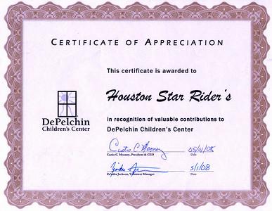 DePelchin Volunteer Appreciation Event