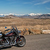 A springtime ride along Hwy 200 in Montana