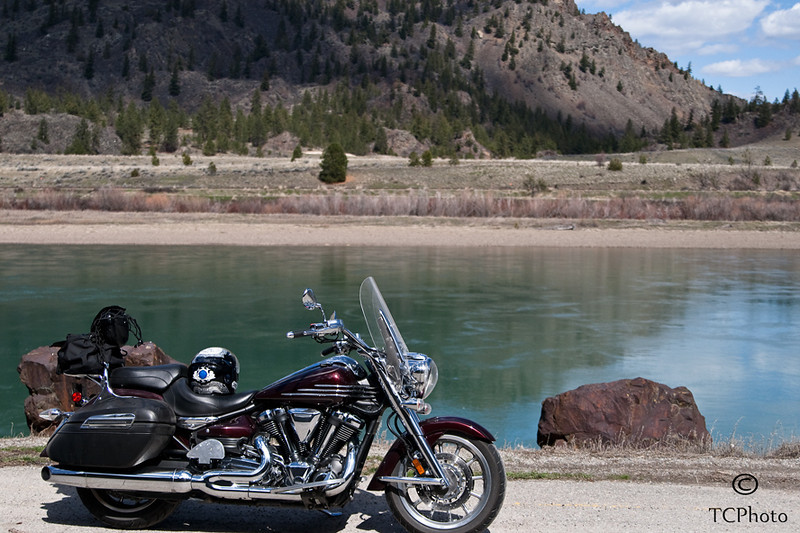 An early Spring 2011 ride.