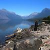 Lake McDonald, Glacier Nat'l Park.