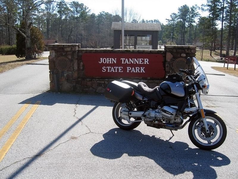 John Tanner State Park