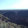 Taos bridge Rio Grande