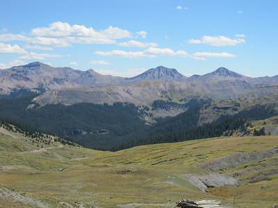 Stony Pass, Silverton CO - 9/5/2012
