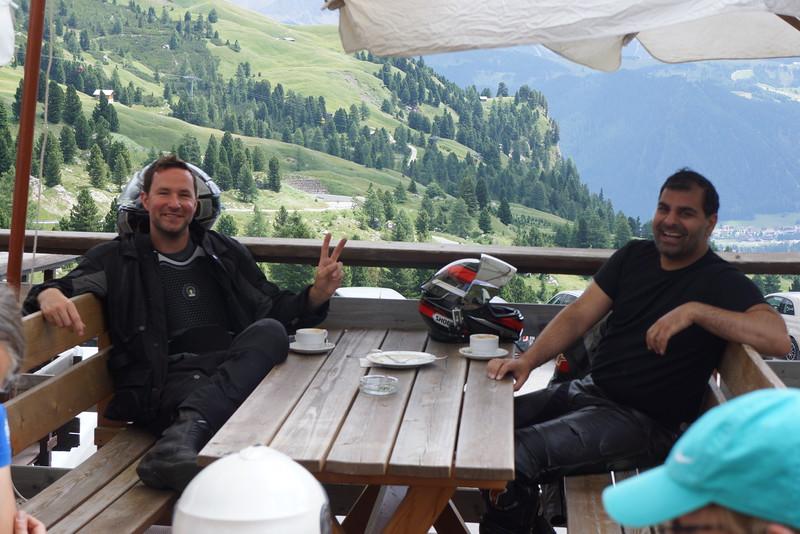 The Boys   Alps 2015