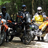 Tres Amigos    Kevin, Tim & Joe at Hop-Ev ATV park (no we were just riding through) on a beautiful June Sunday 2014