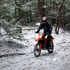 A little early winter ride in NH 2005