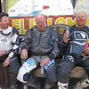 Texas boys.   Tired and dirty at the end of the ride.  Baja 2014
