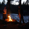 Camping with Jeff in Maine, Oct 2014
