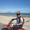 San Felipe coast.  Baja California (thats in Mexico)