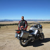 Between Mountain ranges, Colorado Oct 2011.