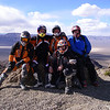 Me & Bob and crew on the KTM Mojave tour with Scott Harden
