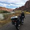 Colorado River Rt 128 near Moab Utah 2016