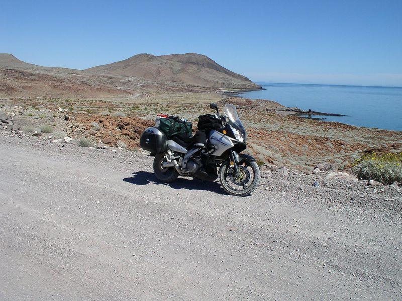 South of Puertecitos