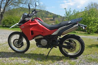 2013 Husky 650 Terra