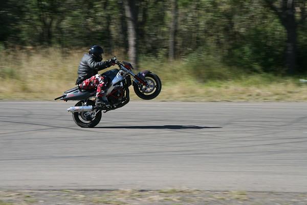 Stunt bikes OP 4.5.08