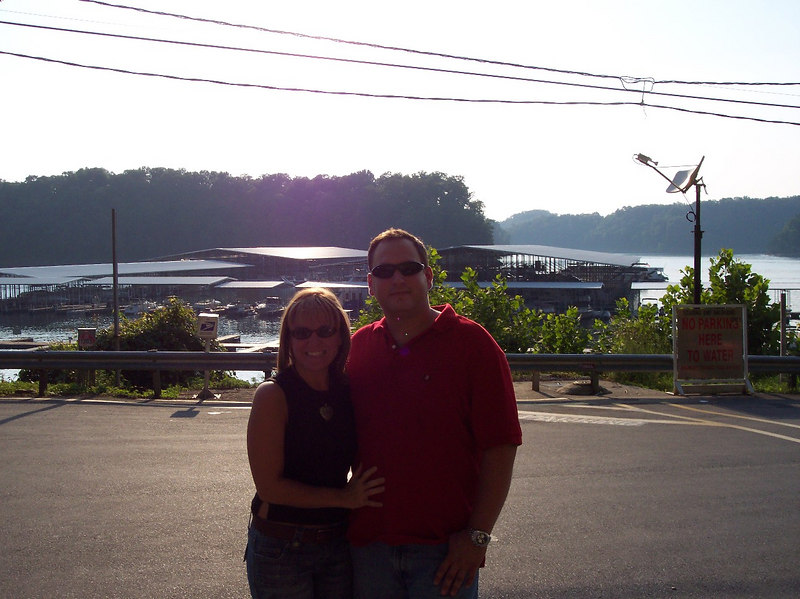Two people I met at Cumberland State Park on the KY/TN border.  Will add there names when I get my log book.