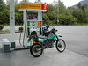 First gas stop, Marblemount, WA