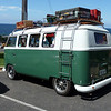 Touring Oz in a 1961 Kombi. Yes 50 years old!