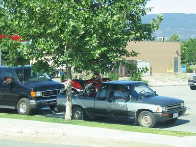 Summerland, BC Ride June 2006