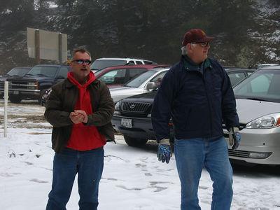 03/12/06 Hwy 9 at Hwy 35 Mojo and Frank.