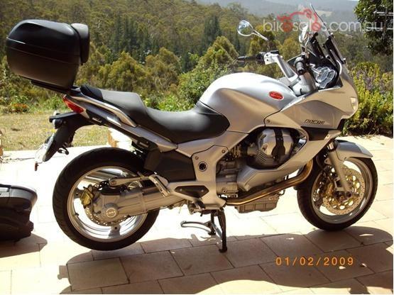 My Moto Guzzi Norge