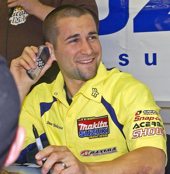 Supercross Champion Ivan Tedesco