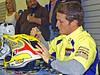 World Championship Motocross Racer Ricky Carmichael