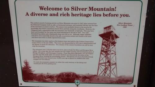 Silver Mountain, Ottawa National Forest