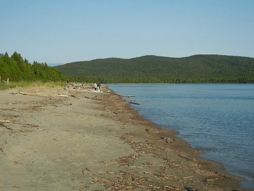 Nyes Provincial Park