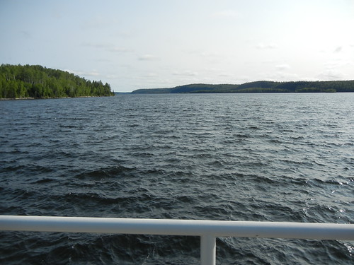 Pine Portage and Lake Nipigon