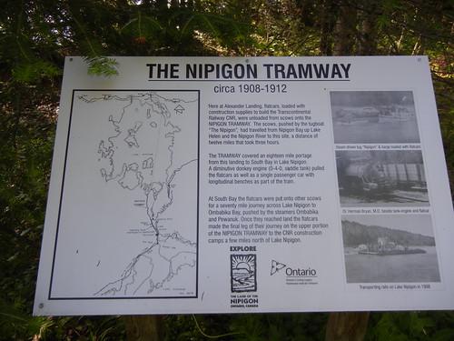Nipigon Tramway